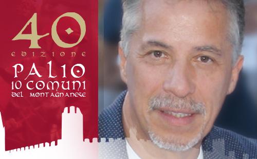Fiorenzo Greggio - Presidente del Palio 10 Comuni del Montagnanese