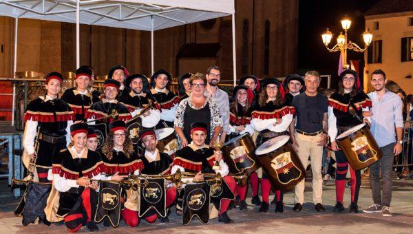 Premiazione PRIMO PREMIO Musici Montagnana